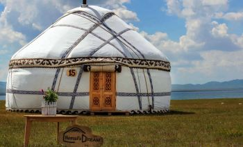 Nomad's Dream Yurt Camp (Son Kul)