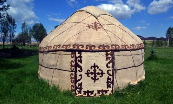 Jaichy Yurt Camp (Këk-Say)
