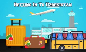 Transportation in Uzbekistan - Travel Information