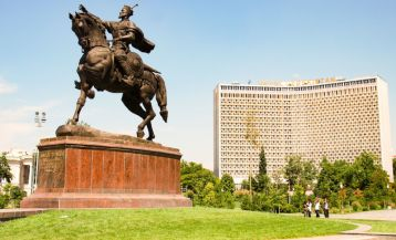 Monuments and Statues in Uzbekistan
