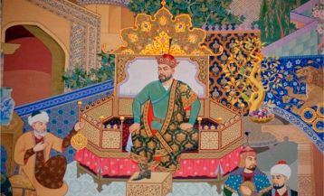 The Curse of Tamerlane