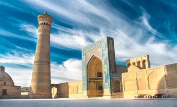 UNESCO Sites in Uzbekistan