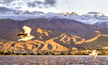The Legend of Issyk-Kul