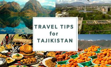 Tajikistan Travel Tips
