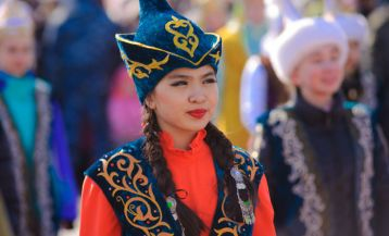 Dress Code in Central Asia Muslim Countries