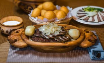 Kazakhstan National Cuisine