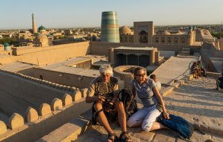 Central Asia Wonders in 19 days
